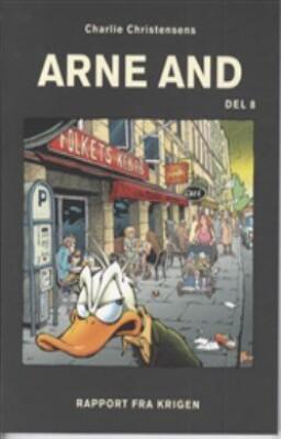 Image of   Arne And, Del 8 - Charlie Christensen - Tegneserie