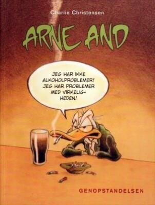 Image of   Arne And Genopstandelsen - Charlie Christensen - Tegneserie