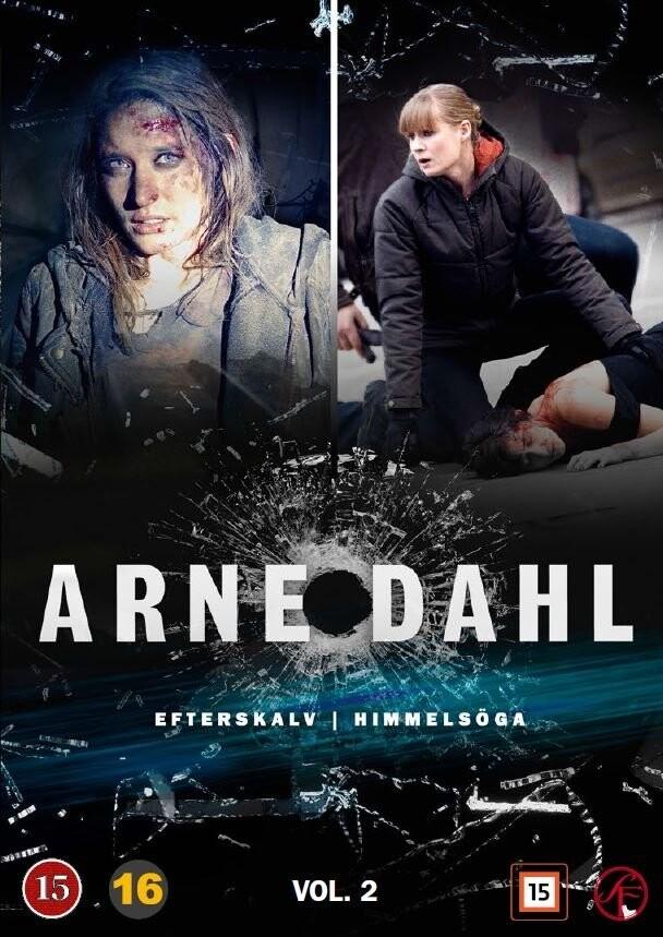 Image of   Arne Dahl Boks - Vol. 2 - DVD - Tv-serie