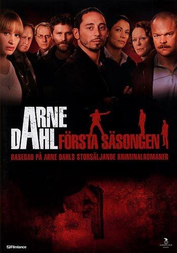 Image of   Arne Dahl - Sæson 1 - DVD - Tv-serie