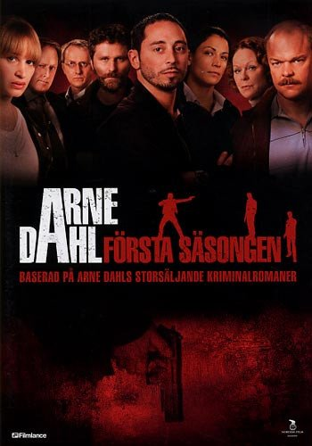Image of   Arne Dahl - Sæson 1 - DVD - Tv-serie