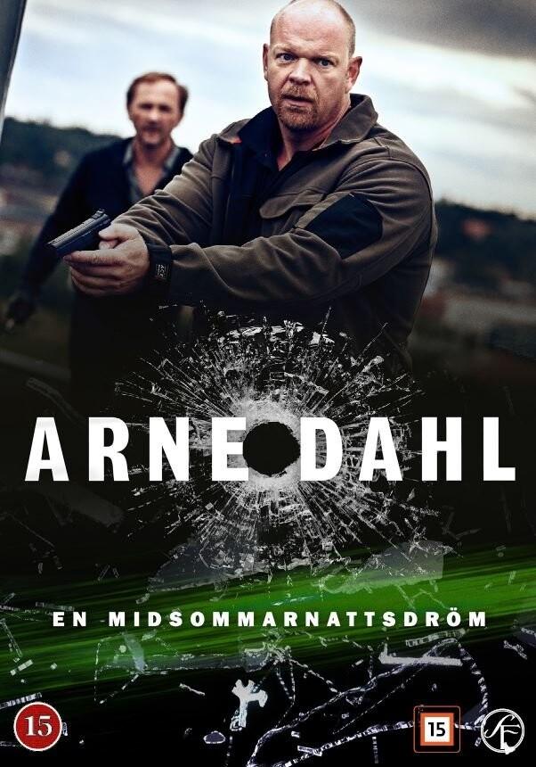 Image of   Arne Dahl - En Midsommarnattsdröm - Del 1 - DVD - Tv-serie
