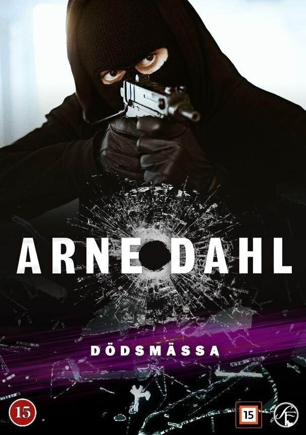 Image of   Arne Dahl - Dödsmässa - Del 2 - DVD - Tv-serie