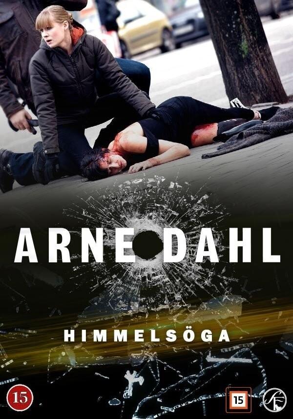 Image of   Arne Dahl - Himmelsöga - Del 5 - DVD - Tv-serie