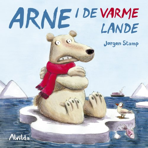 Arne I De Varme Lande - Jørgen Stamp - Bog