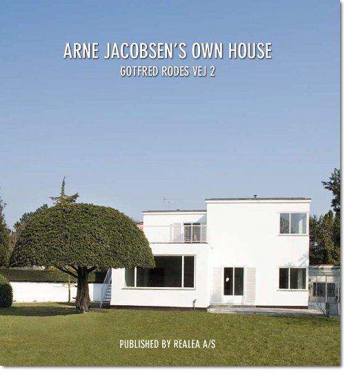Image of   Arne Jacobsens Own House - Peter Thule Kristensen - Bog
