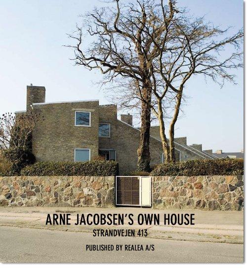 Billede af Arne Jacobsens Own House - Peter Thule Kristensen - Bog
