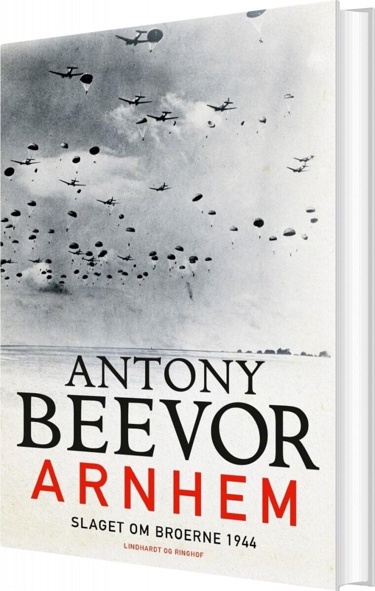 Billede af Arnhem - Antony Beevor - Bog