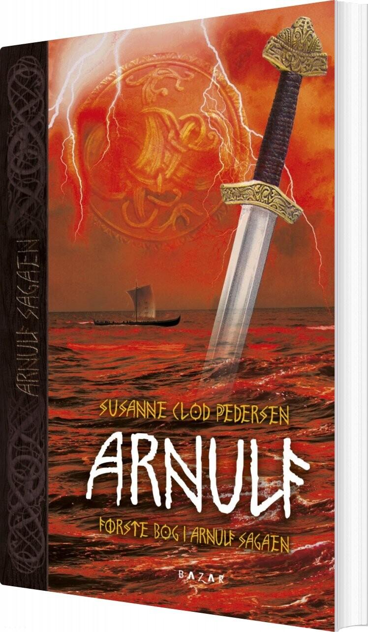 Arnulf - Susanne Clod Pedersen - Bog