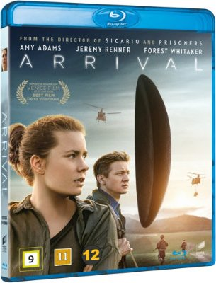 Image of   Arrival - 2016 - Blu-Ray