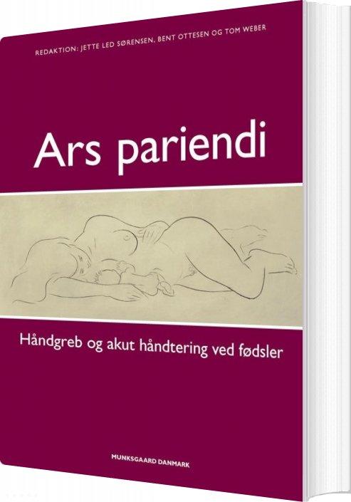 Ars Pariendi - Ann Tabor - Bog