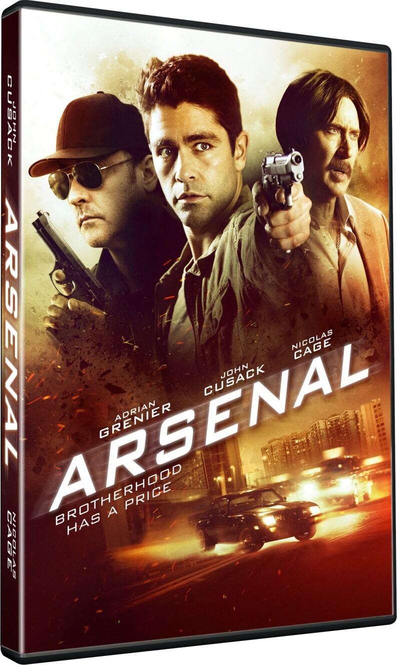 Image of   Arsenal - DVD - Film