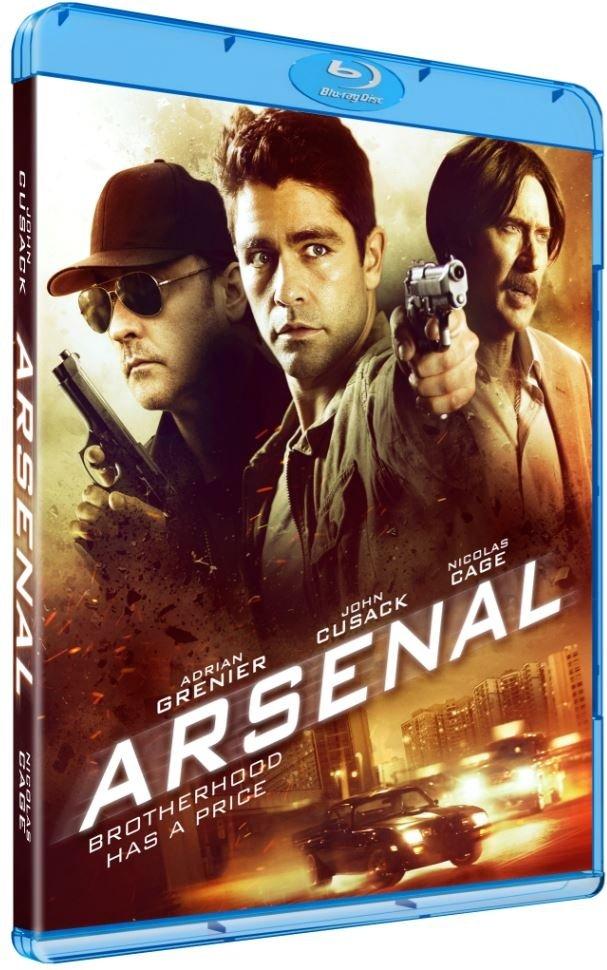 Image of   Arsenal - Blu-Ray