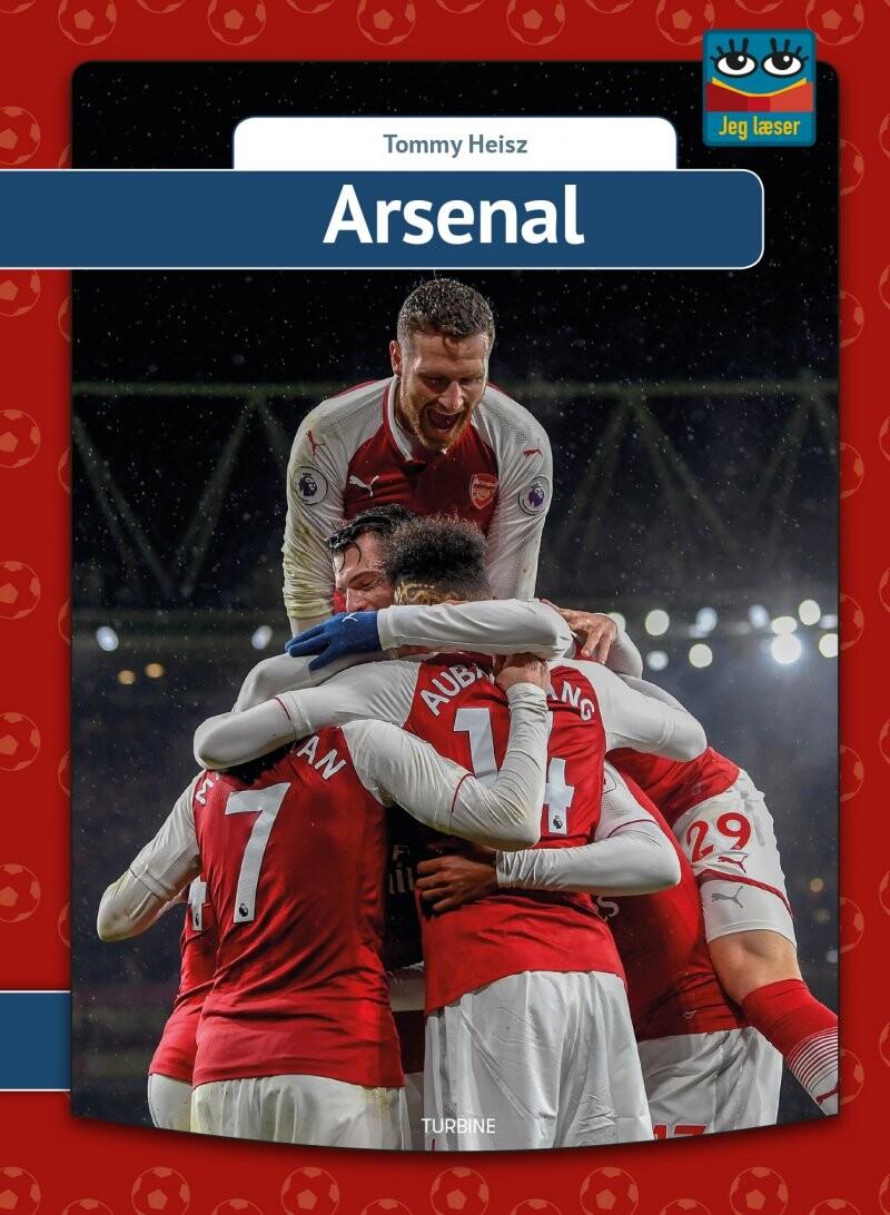 Billede af Arsenal - Serien Jeg Læser - Tommy Heisz - Bog