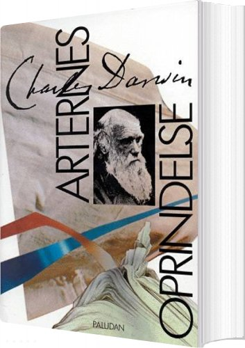 Image of   Arternes Oprindelse - Charles Darwin - Bog