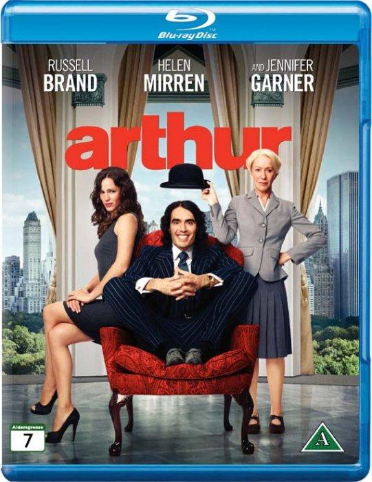 Image of   Arthur - Blu-Ray