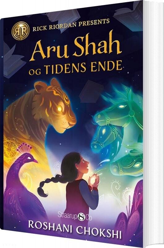 Image of   Aru Shah Og Tidens Ende - Roshana Chokshi - Bog