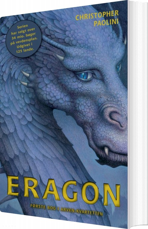 Image of   Arven 1: Eragon - Christopher Paolini - Bog