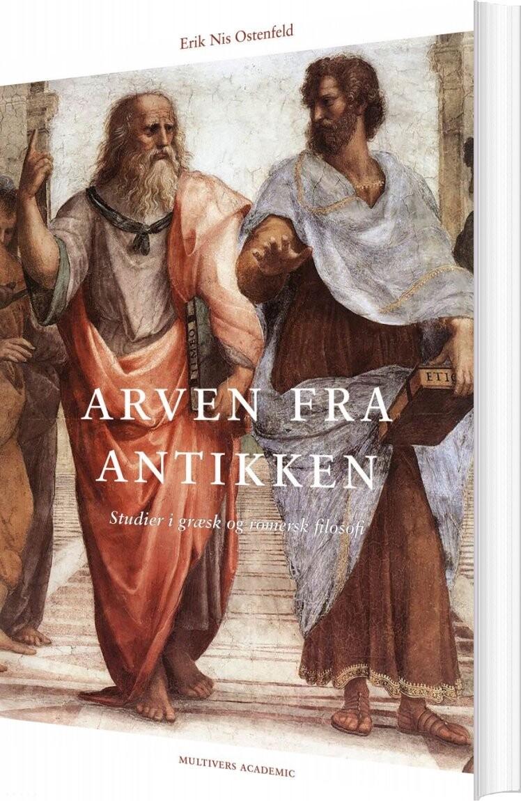 Image of   Arven Fra Antikken - Erik Nis Ostenfeld - Bog