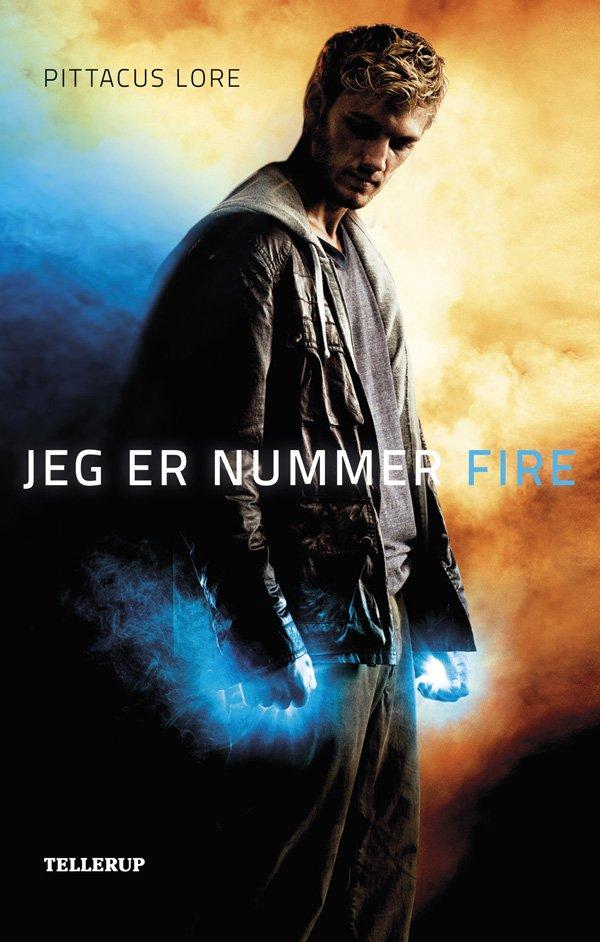 Image of   Arven Fra Lorien #1: Jeg Er Nummer Fire - Pittacus Lore - Bog