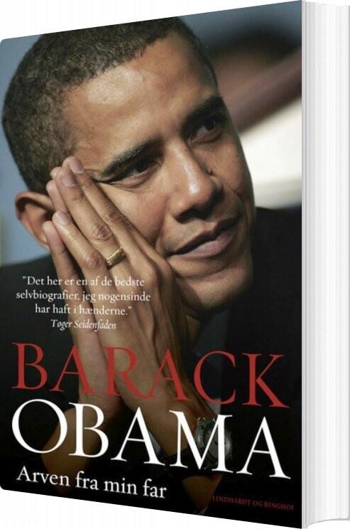 Image of   Arven Fra Min Far - Barack Obama - Bog