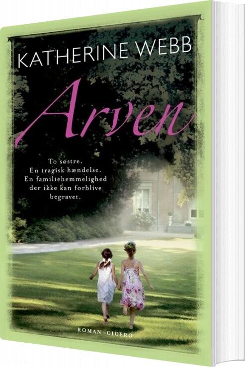 Image of   Arven - Katherine Webb - Bog