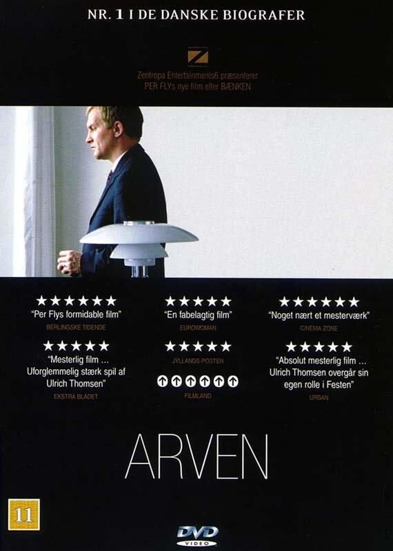 Image of   Arven - DVD - Film