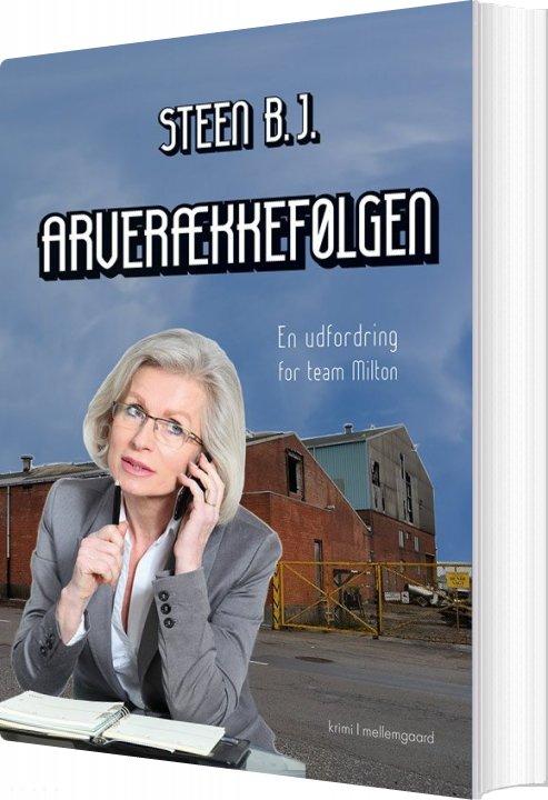 Image of   Arverækkefølgen - Steen B.j. - Bog
