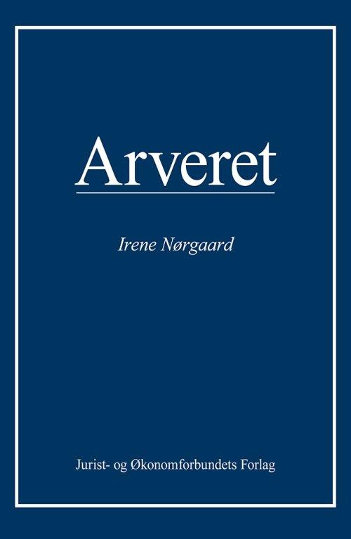 Billede af Arveret - Irene Nørgaard - Bog