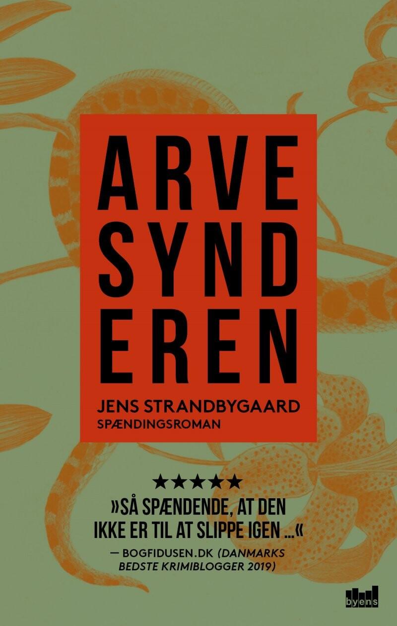 Image of   Arvesynderen - Jens Strandbygaard - Bog