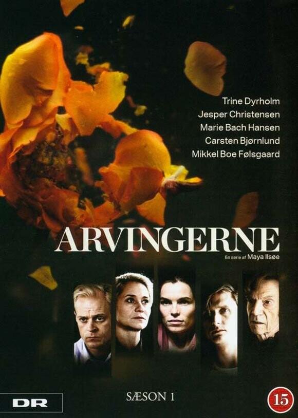 Image of   Arvingerne - Sæson 1 - DVD - Tv-serie