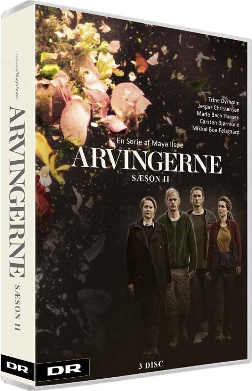 Image of   Arvingerne - Sæson 2 - DVD - Tv-serie