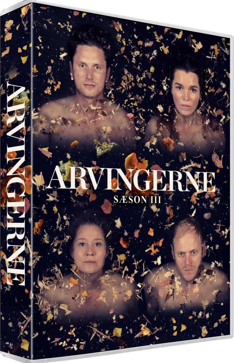 Image of   Arvingerne - Sæson 3 - DVD - Tv-serie