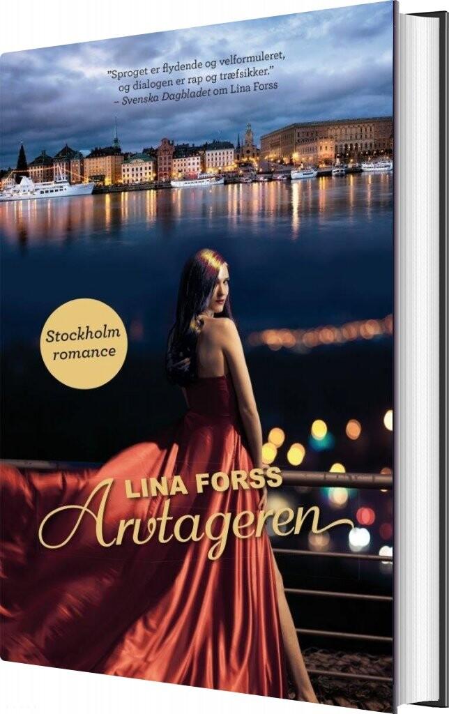 Image of   Arvtageren - Lina Forss - Bog