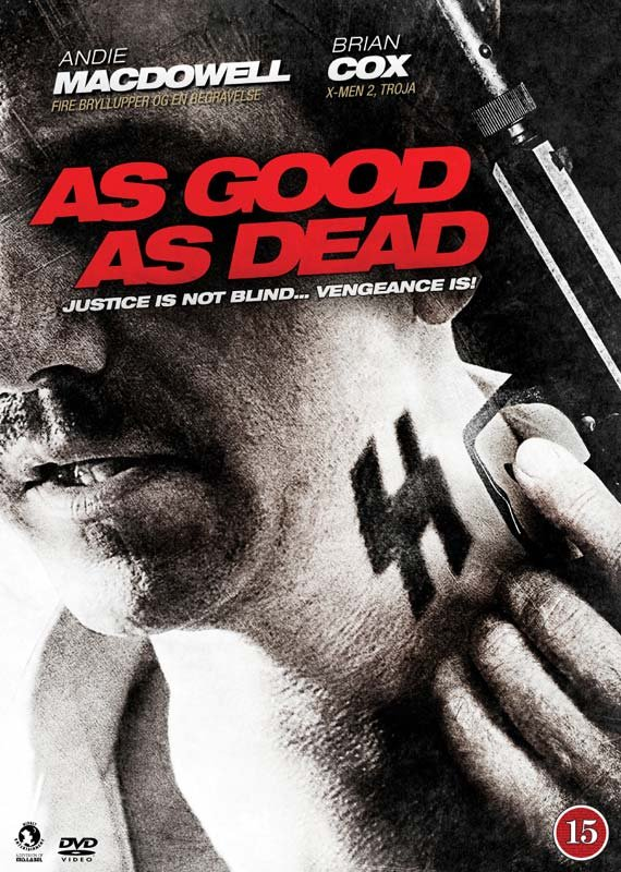 Image of   As Good As Dead - DVD - Film