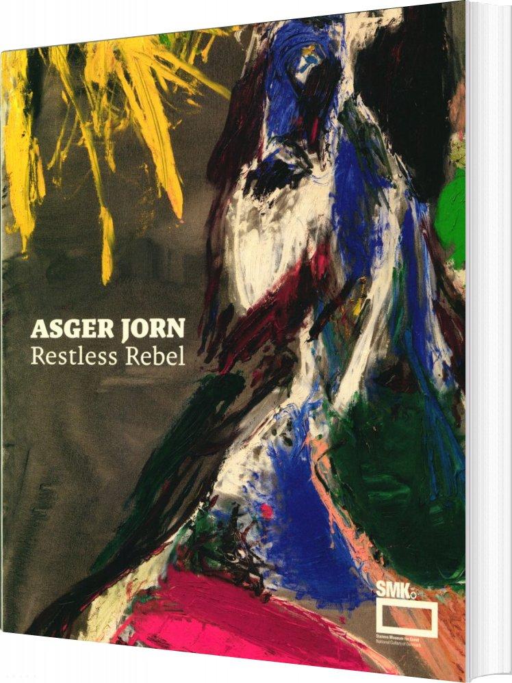 Image of   Asger Jorn - Dorthe Aagesen - Bog