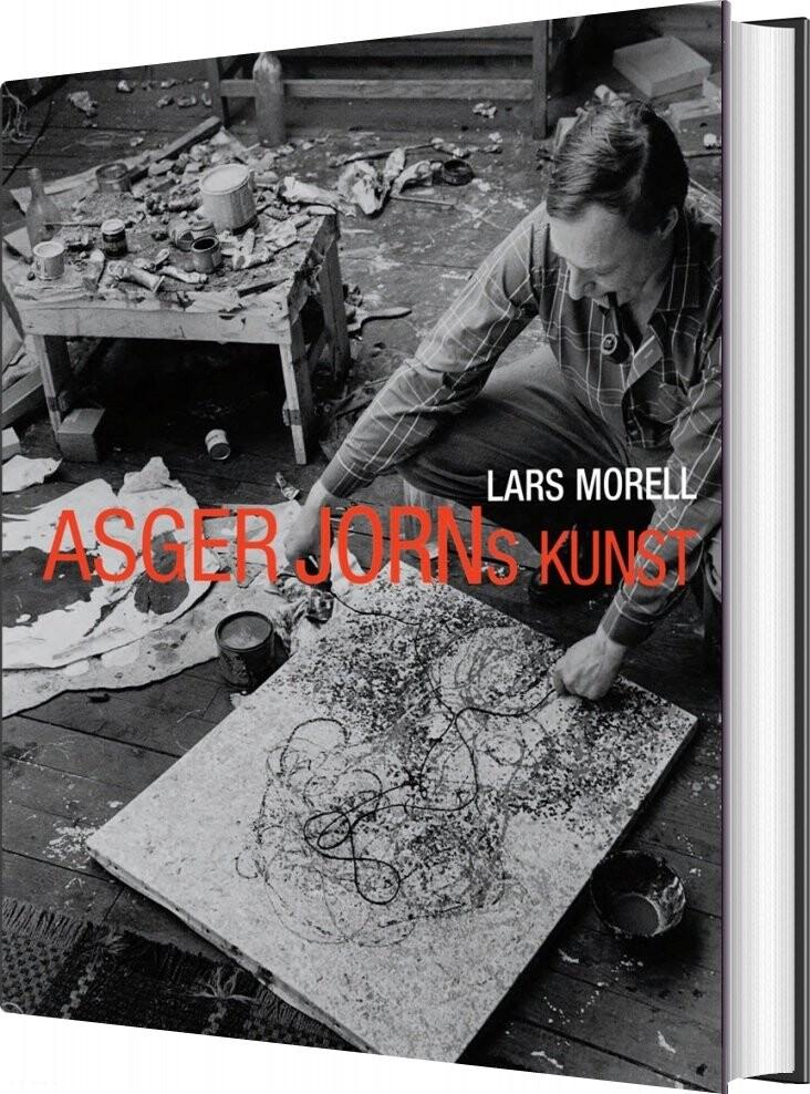 Image of   Asger Jorns Kunst - Lars Morell - Bog