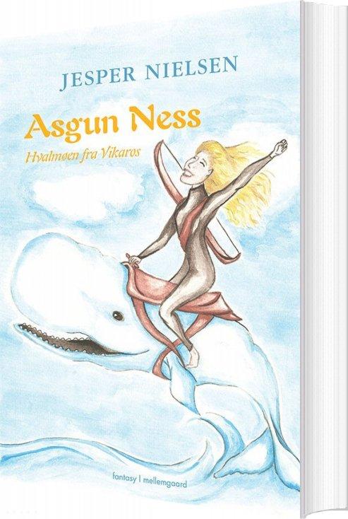 Image of   Asgun Ness - Jesper Nielsen - Bog