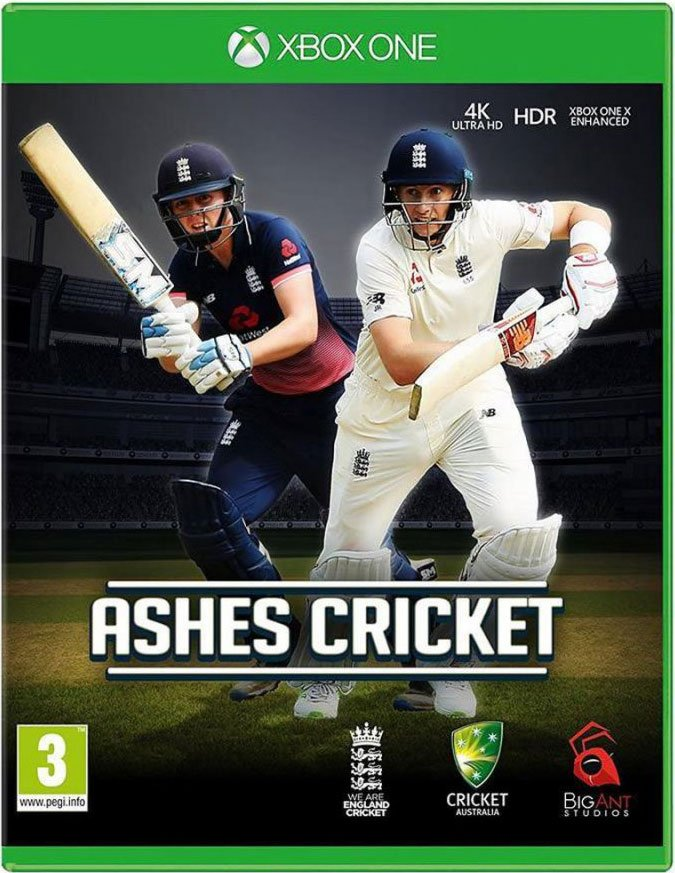Ashes Cricket Xbox One Game - Xbox One