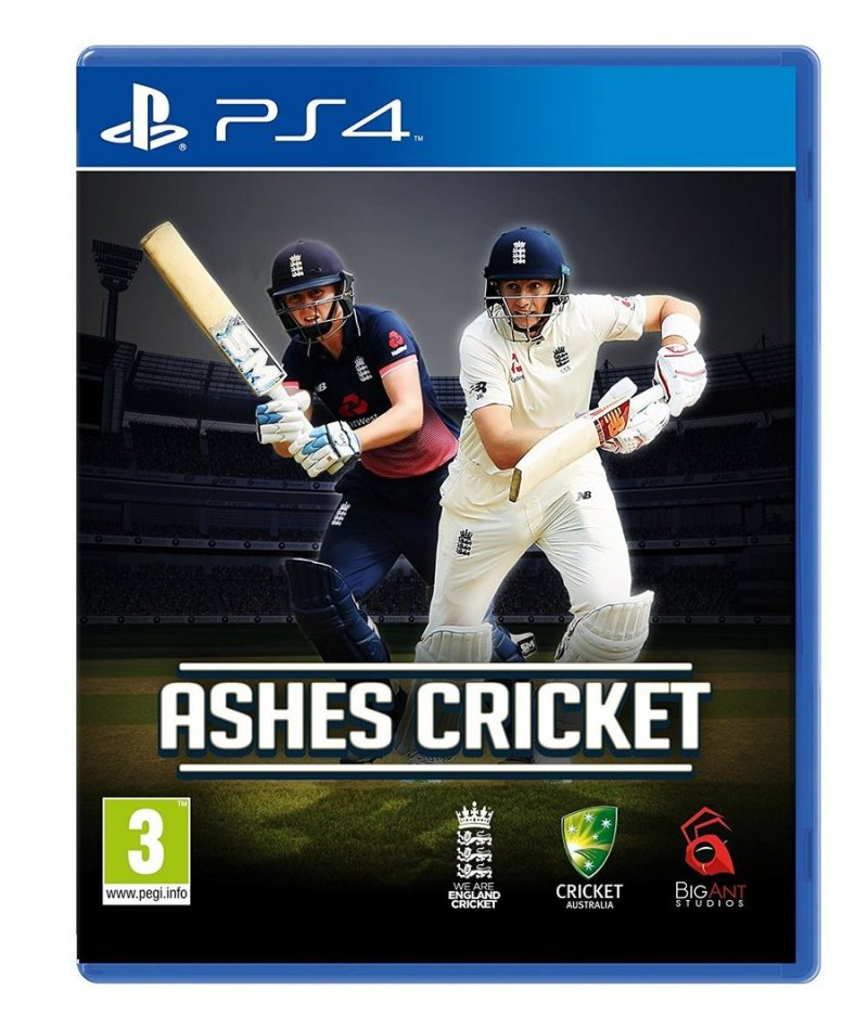 Ashes Cricket - PS4