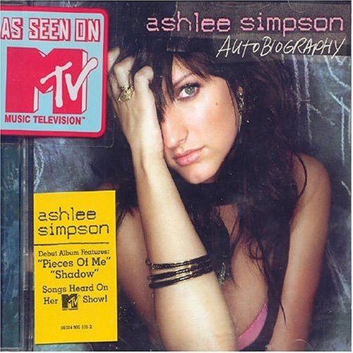 Image of   Ashlee Simpson - Autobiography - CD