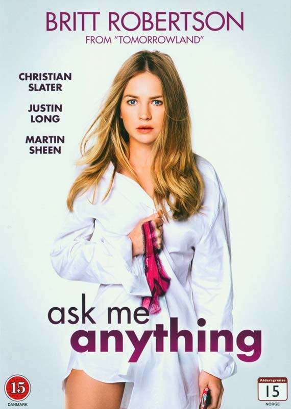 Image of   Ask Me Anything - DVD - Film