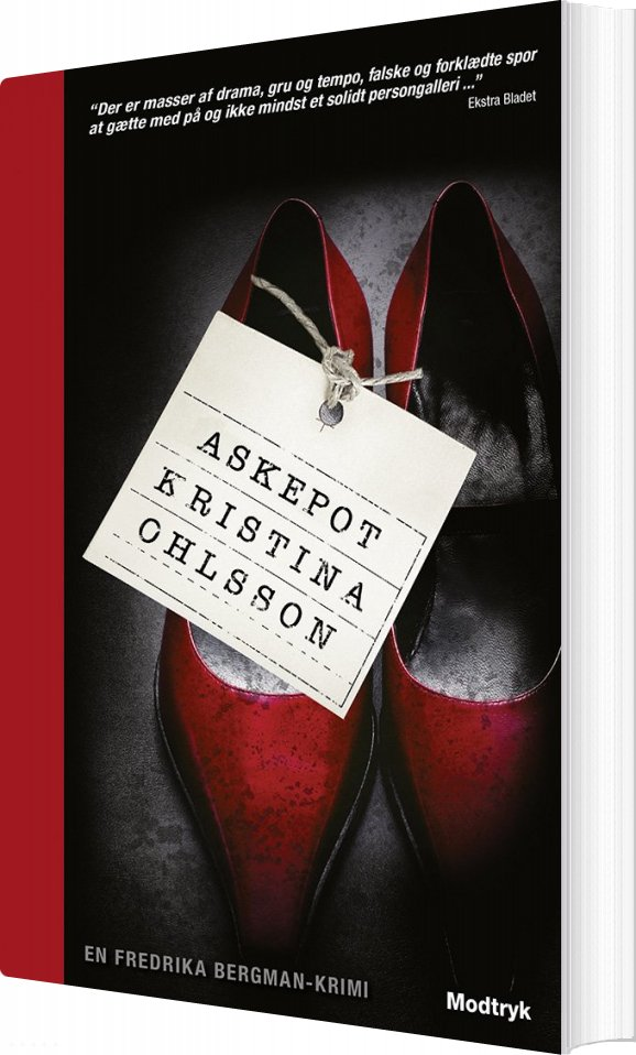 Image of   Askepot - Kristina Ohlsson - Bog