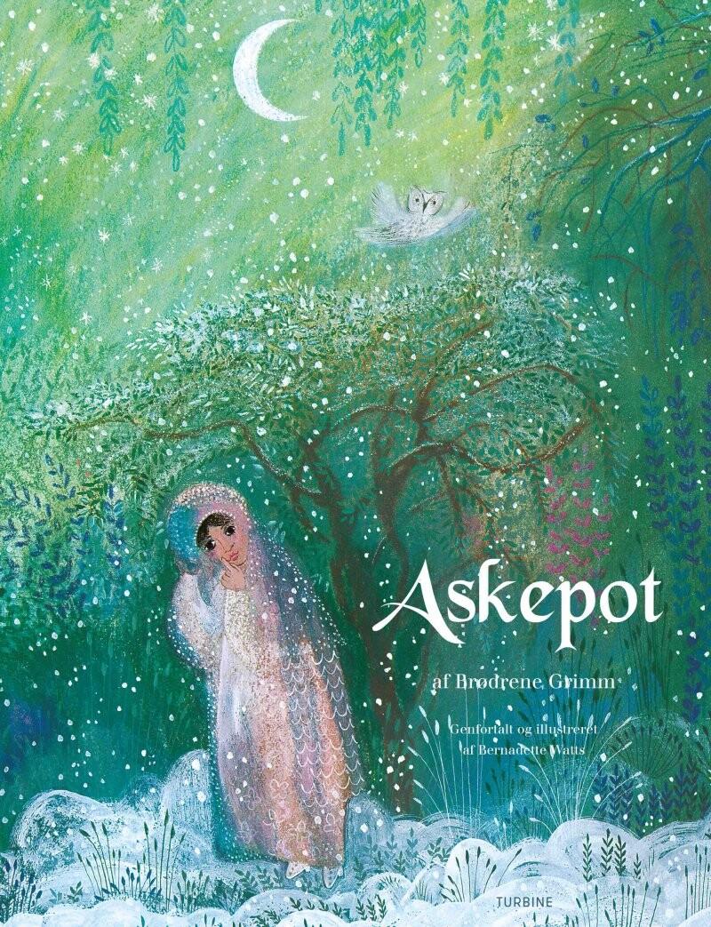 Image of   Askepot - Brødrene Grimm - Bog