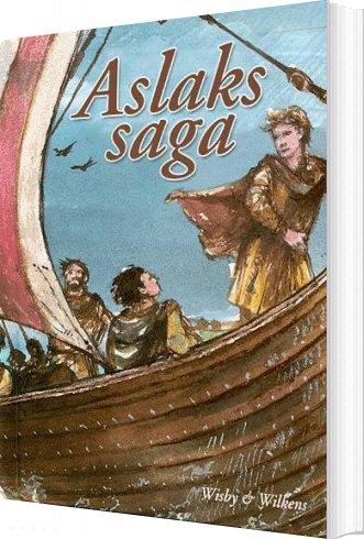 Image of   Aslaks Saga - Susan Price - Bog