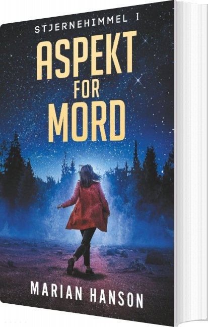 Image of   Aspekt For Mord - Marian Hanson - Bog