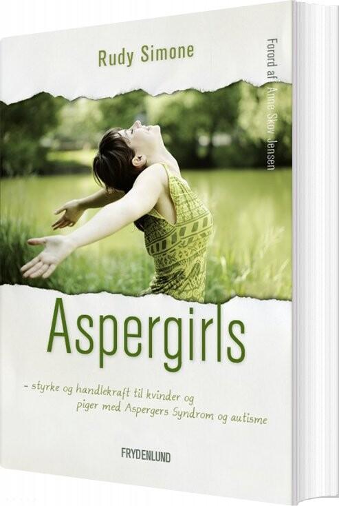 Billede af Aspergirls - Rudy Simone - Bog
