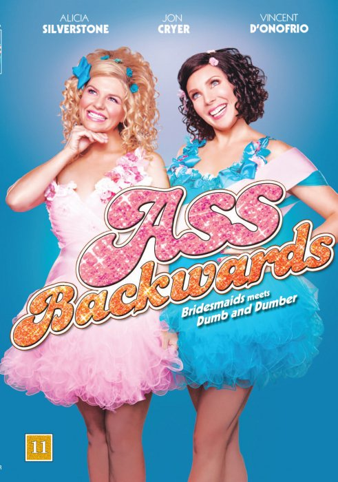 Image of   Ass Backwards - DVD - Film