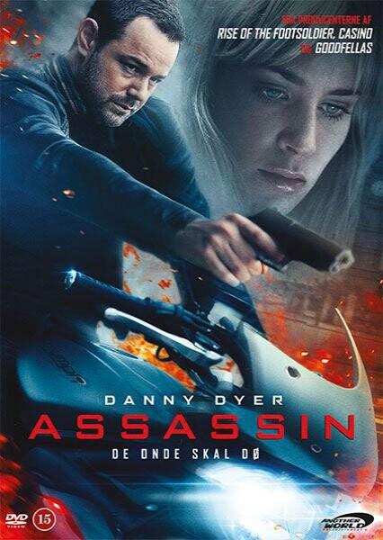 Image of   Assassin - DVD - Film