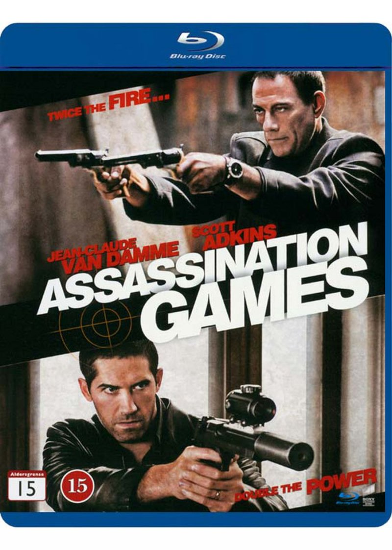 Image of   Assassination Games - Blu-Ray